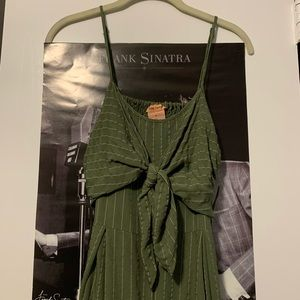 Green Marshall's Jumpsuit